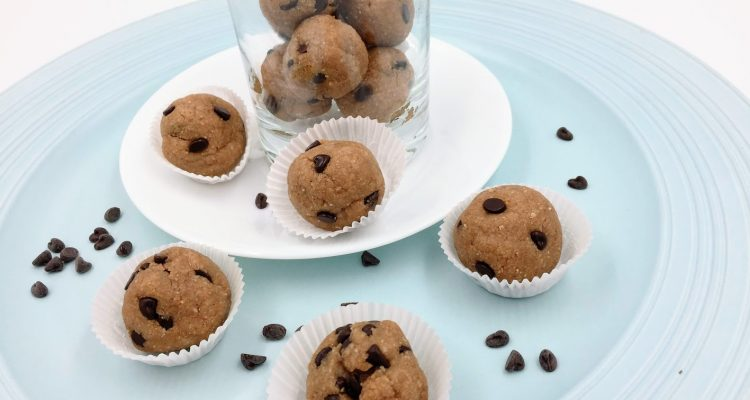 Recipe – Chocolate Chip Peanut Butter Mini Bites