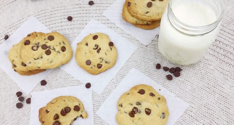 Recipe – Grandma's Chocolate Chip Cookies