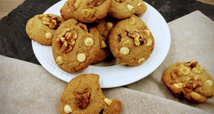 Recipe – Pumpkin Spice Cookies