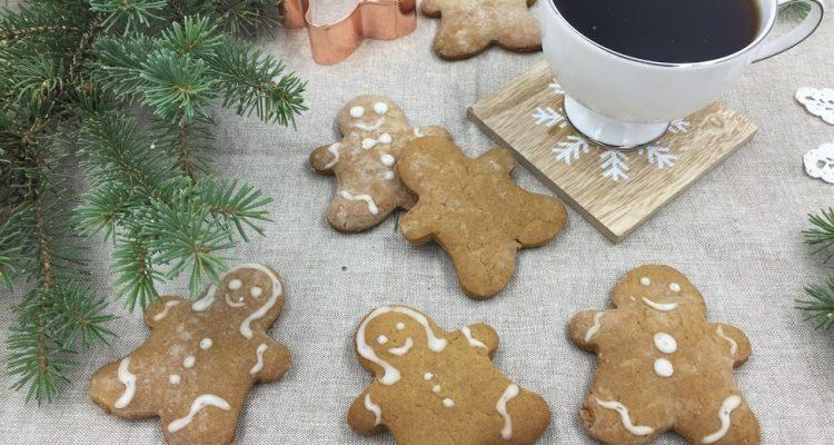 Recipe – Gingerbread Cookies
