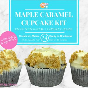 Maple Chocolate Cupcake