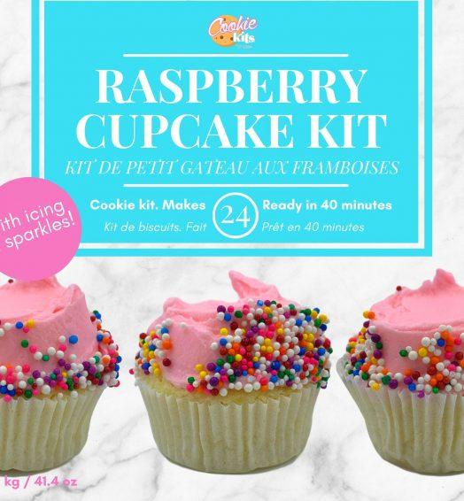 Raspberry Cupcake