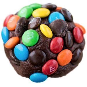 Cookie dough transparent